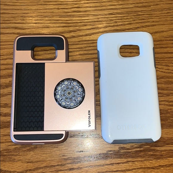 differently 46e91 594e0 2 Galaxy S7 phone Case's OtterBox Credit card case